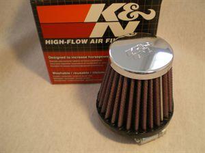 Bild von K&N Luftfilter 41-45mm z.B. Mikuni VM24/26